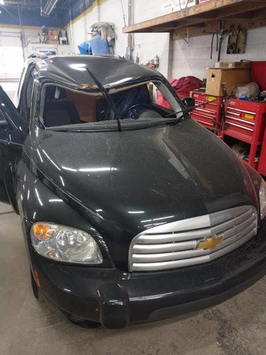Chevrolet HHR Roof 1