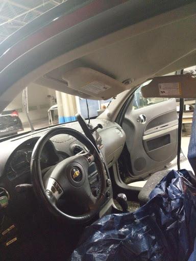 Chevrolet HHR Roof 3