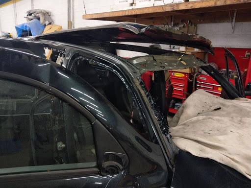 Chevrolet HHR Roof 4