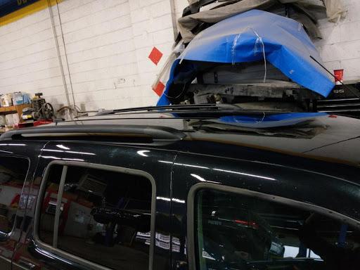 Chevrolet HHR Roof 6