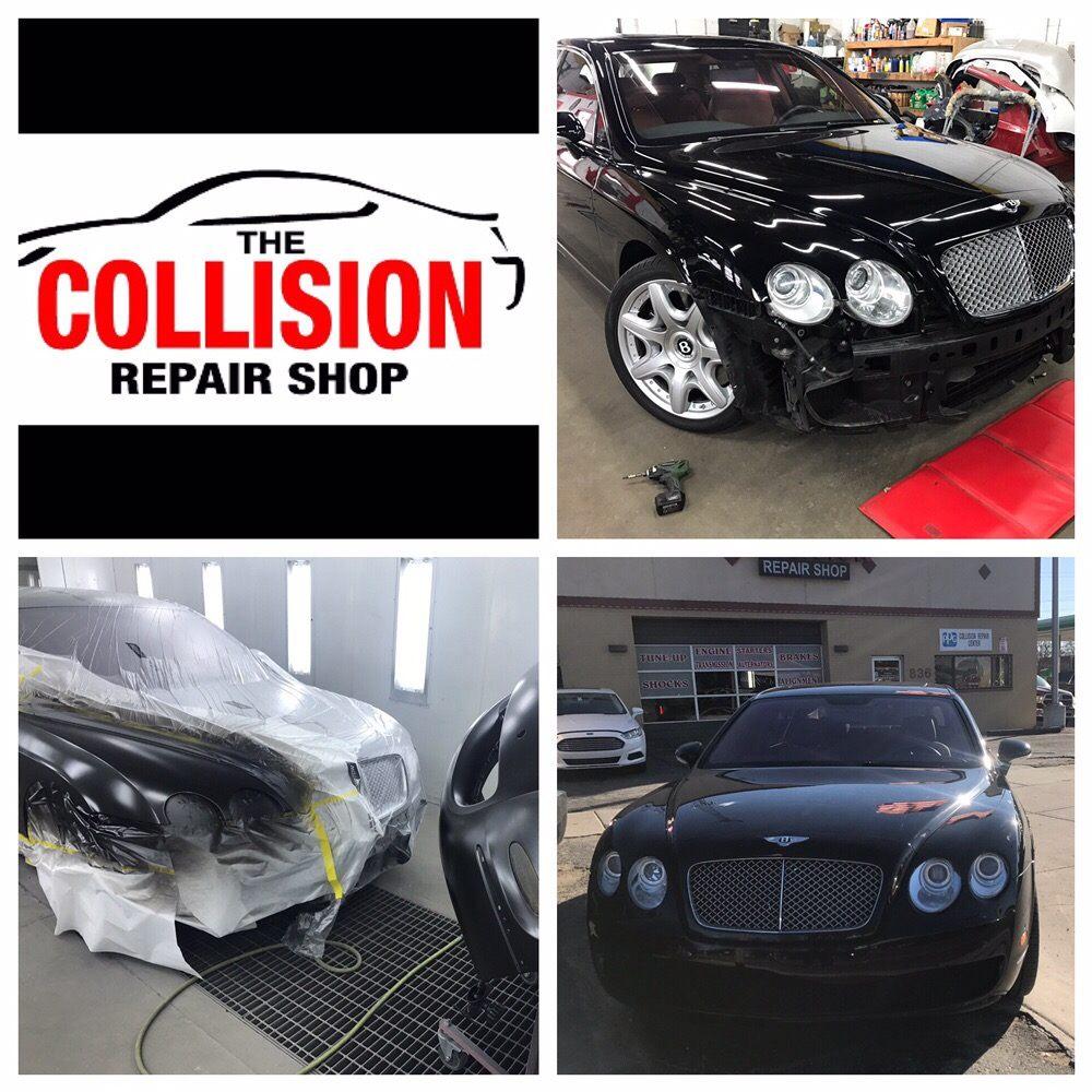 Collision Repair Shop 2