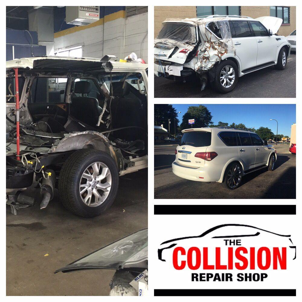 Collision Repair Shop 34