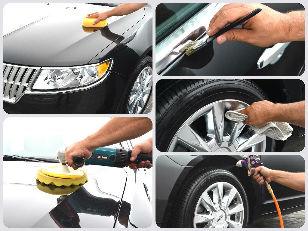 auto detailing collision repair